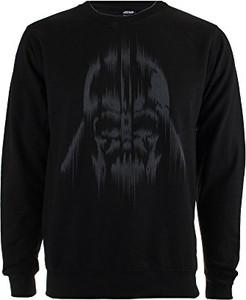 Czarna bluza star wars