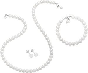 Perlove Komplet biżuterii z pereł 7/8 mm