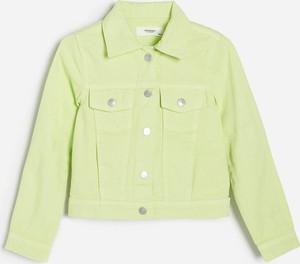 Zielona kurtka dziecięca Reserved