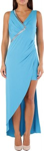 Sukienka Met z dekoltem w kształcie litery v