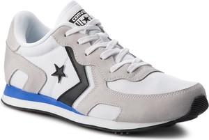 Buty sportowe Converse w sportowym stylu sznurowane