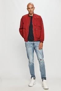Czerwona kurtka Pepe Jeans krótka