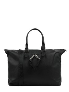 Czarna torba podróżna Guess