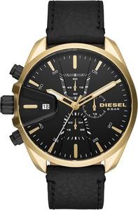 Zegarek DIESEL - Chrono DZ4516 Black/Gold
