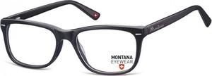 Stylion Okulary oprawki optyczne, korekcyjne Montana MA71 czarne