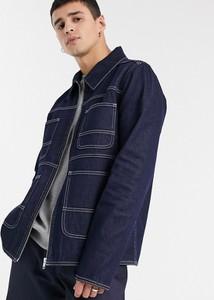 Kurtka Asos z jeansu w młodzieżowym stylu