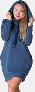 Anda Bluza ciążowa i do karmienia Irmina jeans