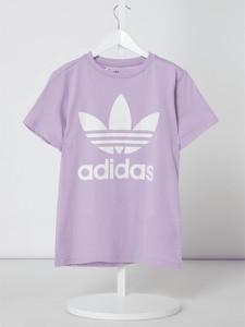Bluzka dziecięca Adidas Originals z krótkim rękawem