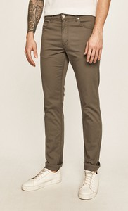 Spodnie Wrangler z tkaniny
