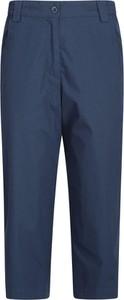 Spodnie Mountain Warehouse z tkaniny w stylu casual