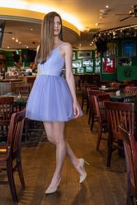 Sukienka Maravilla Boutique mini z tiulu