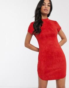 Czerwona sukienka Ax Paris mini