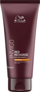 Wella Invigo Red Recharge | Odżywka odświeżająca kolor włosów - ciepła czerwień 200ml - Wysyłka w 24H!