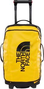 Żółta walizka The North Face