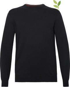 Sweter Esprit z okrągłym dekoltem w stylu casual z bawełny