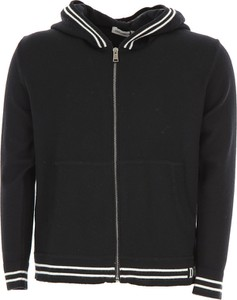 Czarny sweter Dolce & Gabbana z wełny
