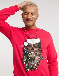 Bluza Asos w bożonarodzeniowy wzór w młodzieżowym stylu