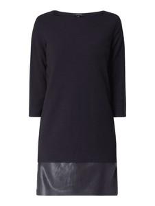 Sukienka comma, w stylu casual mini z bawełny