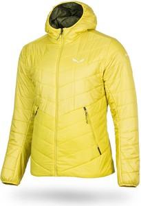 Żółta kurtka Salewa