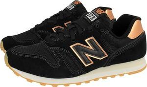 Buty sportowe New Balance sznurowane 373 z płaską podeszwą