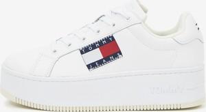 Buty sportowe Tommy Jeans sznurowane w sportowym stylu