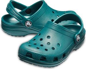 Zielone buty dziecięce letnie Crocs