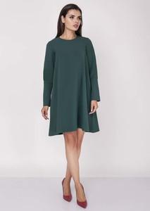 Sukienka Nommo z długim rękawem mini