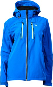 Niebieska kurtka Wanabee
