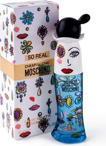 Moschino, Cheap & Chic So Real, woda toaletowa, 30 ml