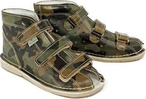 Buty dziecięce letnie DANIELKI ze skóry