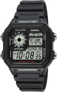 Zegarek męski casio ae-1200wh-1avef - 10bar