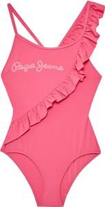 Różowy strój kąpielowy Pepe Jeans