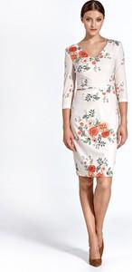 Sukienka Colett z długim rękawem mini