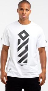 T-shirt Outsidewear z krótkim rękawem z bawełny