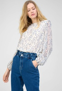 Bluzka ORSAY z szyfonu w stylu casual