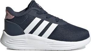 Buty sportowe dziecięce Adidas sznurowane z dzianiny