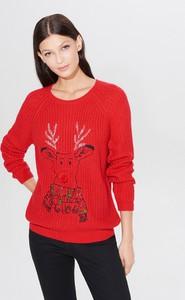 Sweter Mohito w bożonarodzeniowy wzór