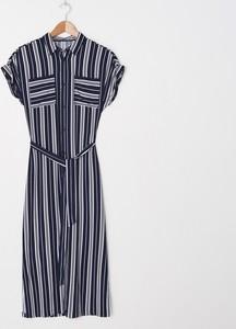Sukienka House z krótkim rękawem