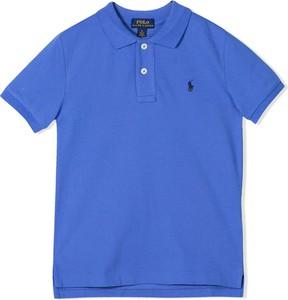 Niebieska koszulka dziecięca Ralph Lauren