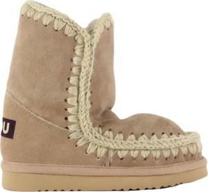 Buty dziecięce zimowe MOU