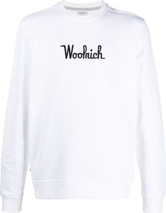 Bluza Woolrich w młodzieżowym stylu z bawełny