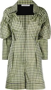 Sukienka Philosophy di Lorenzo Serafini mini z długim rękawem koszulowa