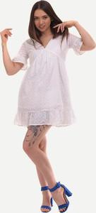 Sukienka Szachownica