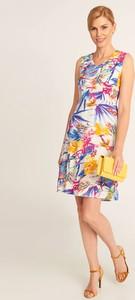 Sukienka QUIOSQUE mini w stylu casual