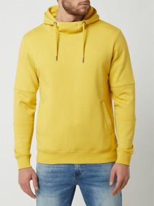 Żółta bluza S.Oliver Red Label z bawełny w młodzieżowym stylu