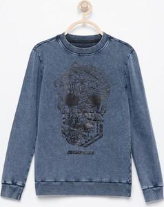 Bluza dziecięca Reserved z bawełny