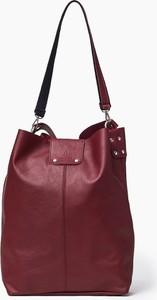 9acd2efb117a2 torebki damskie czerwone lakierowane - stylowo i modnie z Allani