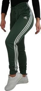 Zielone spodnie Adidas