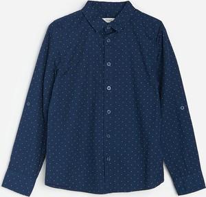 Koszula dziecięca Reserved w groszki dla chłopców