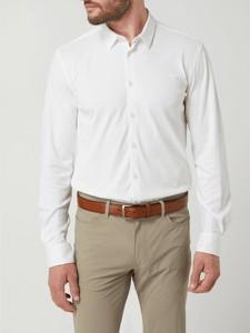 Koszula Pierre Cardin z klasycznym kołnierzykiem z bawełny